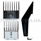 Машинка для стрижки THRIVE. Роторный мотор DC PRO, 1 скорость, 3 насадки, 2 ножевых блока. артикул 808-3++ фото, цена th_16884-06