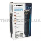 Машинка для стрижки THRIVE. Роторный мотор DC PRO, 3 скорости, 3 насадки, 2 ножевых блока артикул 808-3S++ фото, цена th_16886-13
